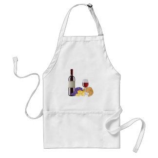 Wine & Cheese Standard Apron