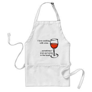 Wine Chef! Standard Apron