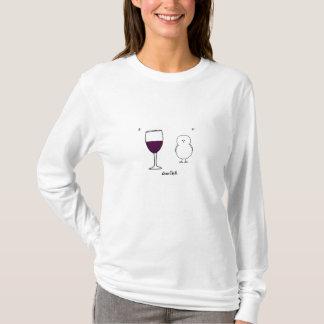 wine chick T-Shirt