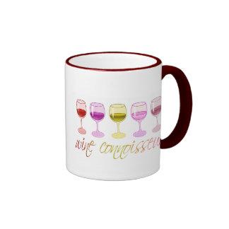 Wine Connoisseur Mug