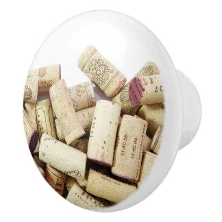 Wine Corks Knob
