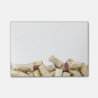 Wine Corks Post-it® Notes