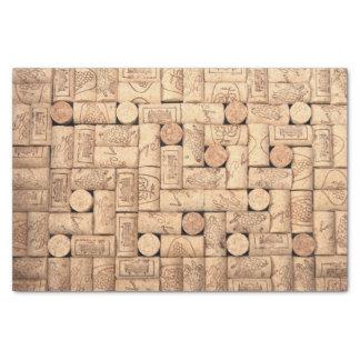 Wine Corks Tissue Paper