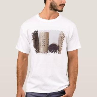 Wine corks with dates T-Shirt