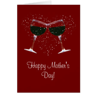 Wine Country Happy Mother's Day Card