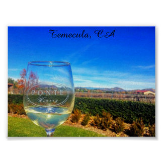Wine Country Poster