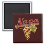 Wine Country Refrigerator Magnets