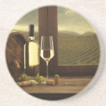 Wine Drink Coaster