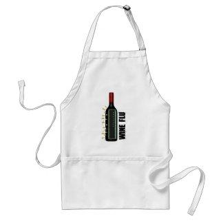 Wine Flu Standard Apron