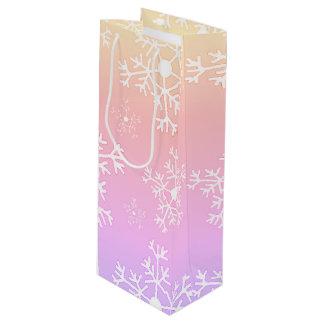 Wine Gift Bag for Holidays custom