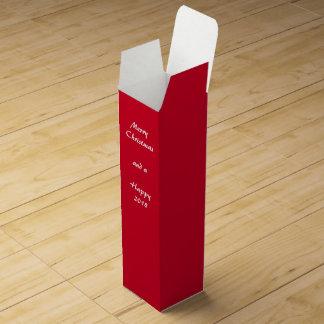 Wine Gift Box Red