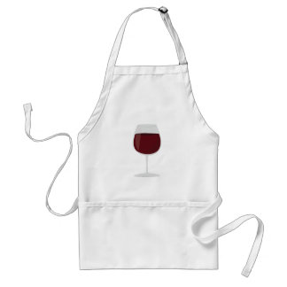 Wine Glass Aprons