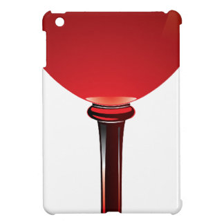 Wine Glass iPad Mini Case