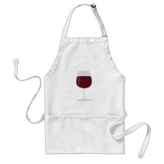 Wine Glass Standard Apron
