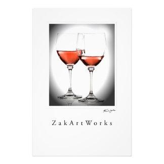 Wine Glasses 1 Photographic Print