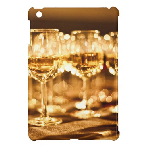 Wine Glasses iPad Mini Case