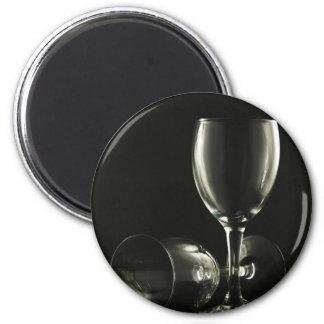 Wine Glasses Magnet
