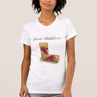 Wine Goddess T-Shirt