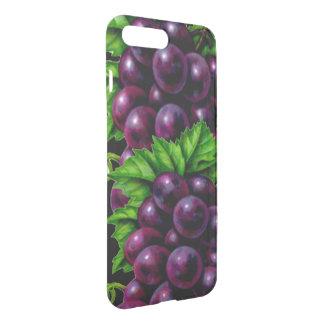 Wine Grapes Purple iPhone 8 Plus/7 Plus Case