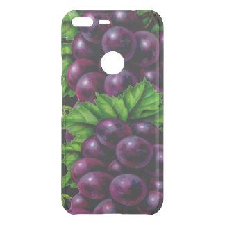 Wine Grapes Purple Uncommon Google Pixel XL Case