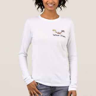 wine hers version 2Doc1 Long Sleeve T-Shirt