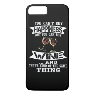 Wine is Happiness iPhone 7 Plus Case