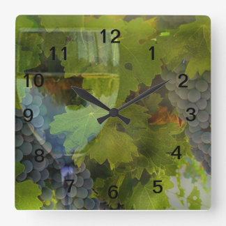 Wine Lover Clock