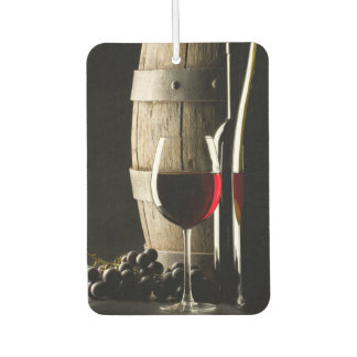 Wine Lovers' car air freshner Car Air Freshener