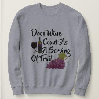 wine lovers wine drinker funny womens men's hoodie