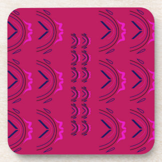 Wine luxury orient texture coaster