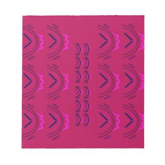 Wine luxury orient texture notepad