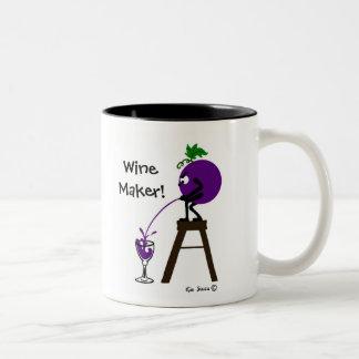 Wine Maker! - Mug