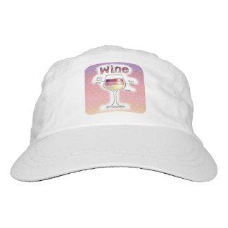 WINE, MORE WINE, EVEN MORE WINE HAT