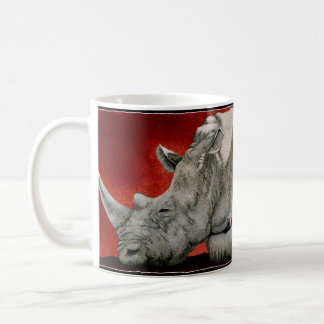 Wine-oceros Coffee Mug