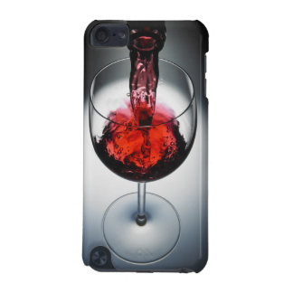 Wine poured in glass iPod touch 5G cover