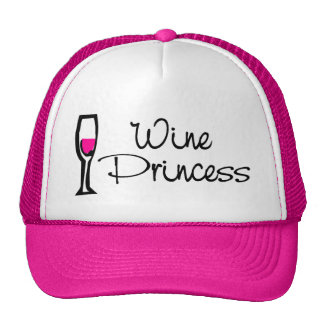 Wine Princess Cap