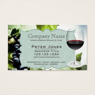 Wine/Restaurant Business Cards