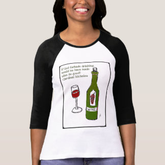 WINE SO GOOD...WINE PRINT BY JILL T-Shirt