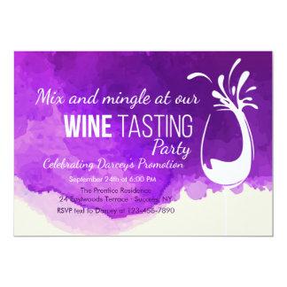 Wine Tasting 2 Invitation