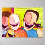 """Wine Teeth"" Poster"