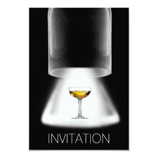 Wine Testing Coctail Party Vip Invitation
