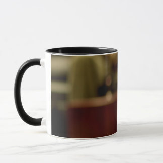 Wine Themed, A Glass Of Red Wine Sits On A Small T Mug