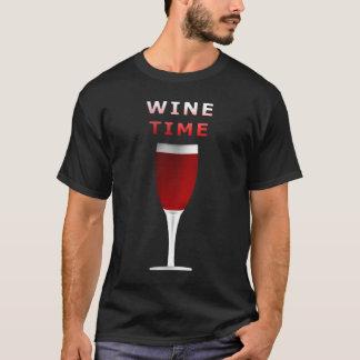 Wine Time Men's T Shirt