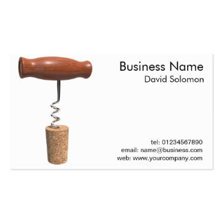 Wine Trade Business Cards