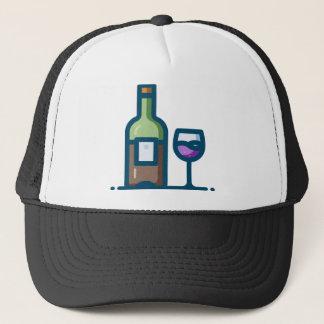 Wine Trucker Hat