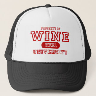 Wine Trucker Hat