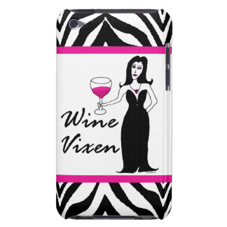 Wine Vixen Barely There iPod Cover