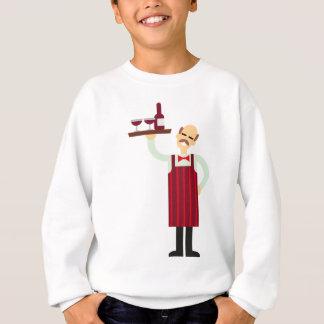 Wine Waiter Sweatshirt
