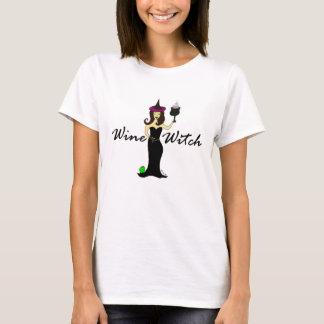 Wine Witch T-Shirt