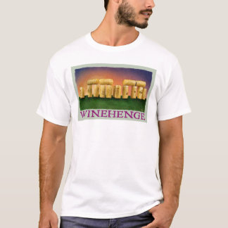 Winehenge T-Shirt